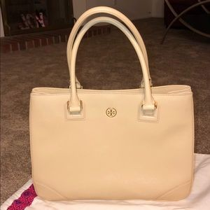 TORY BURCH ROBINSON SATCHEL/SHOULDER/TOTE BAG NEOT